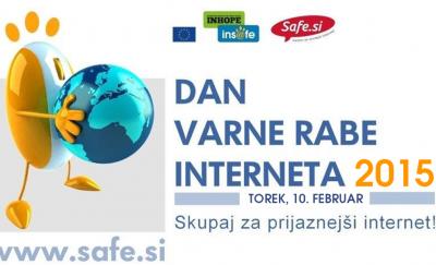 Dan varne rabe interneta in mobilnih naprav 2015