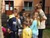 Taborniki na obisku v 1. razredu
